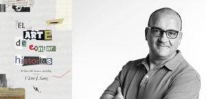 Feria del Libro: El arte de contar historias y Víctor J. Sanz