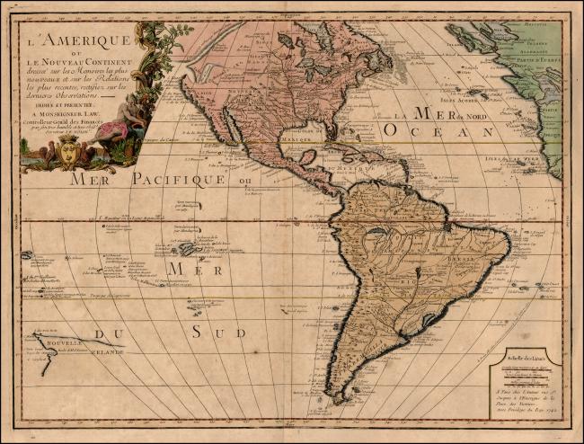 Mapa de América