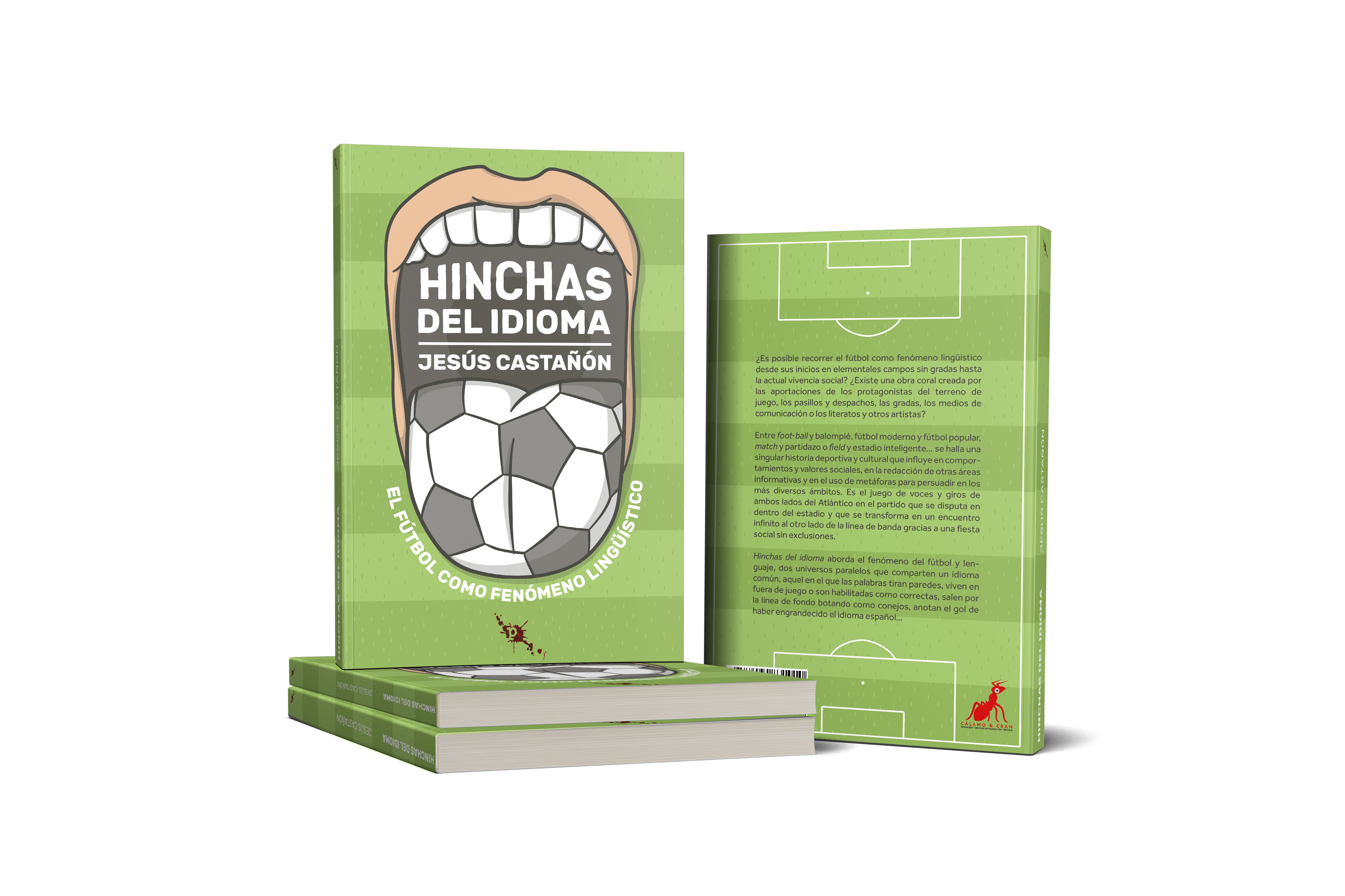 Cubierta Hinchas del idioma