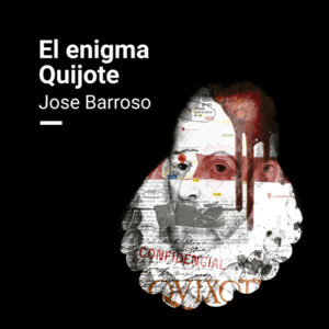 Cubierta El enigma Quijote